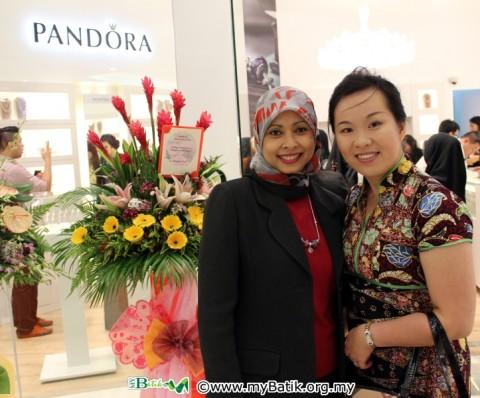 Emilia and the Habib & Pandora Owner