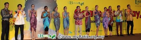 Successful myBatik Fashion Show
