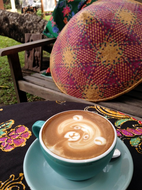 Garden Style Cafe